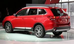 Mitsubishi Outlander lease 2